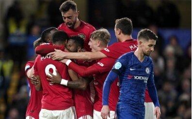 MANU 3 maç sonra Chelsea'ye patladı