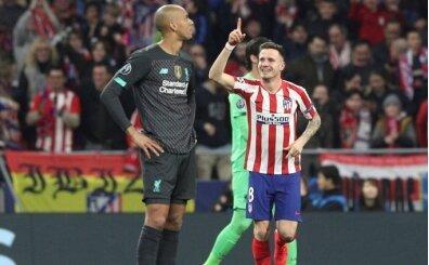 Atletico, Liverpool'a göz açtırmadı!