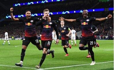Cüneyt Çakır penaltıyı verdi, Leipzig kazandı