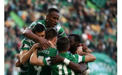 Başakşehir'in rakibi Sporting'ten net galibiyet