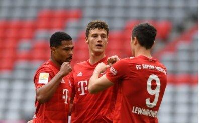 Zanka kaleleri şaşırdı, Bayern, Fortuna'yı 5'ledi!