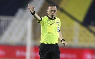 Barcelona - Napoli maçını Cüneyt Çakır yönetecek