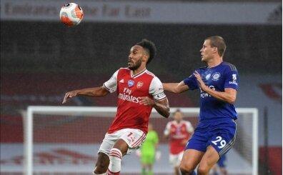 Çağlarlı Leicester 3. sırayı Emirates'de bıraktı