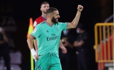 Real Madrid 'ŞAMPİYO.'