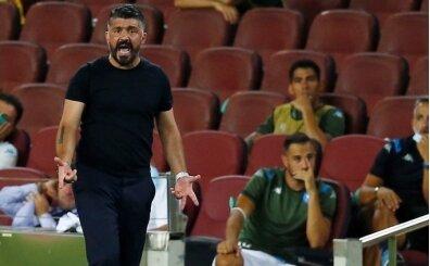 Gattuso: 'Bir buçuk saatlik bir körlük'