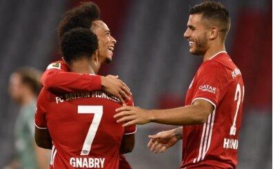 Bayern Münih, sezon açılışında 8 attı!