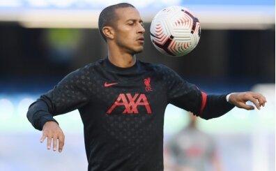 Liverpool'da Thiago'nun testi pozitif çıktı