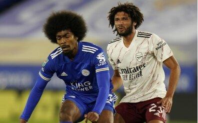 Arsenal Leicester'ı eleyerek tur atladı