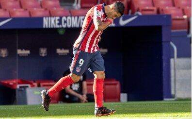 Luis Suarez, Atletico'daki ilk maçında şov yaptı!