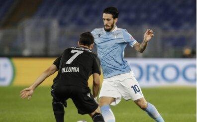 Goller ikinci yarıda geldi, Lazio sahasında kazandı