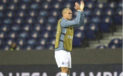 Pepe'den 100. maç tepkisi: 'Hayal bile edemezdim'