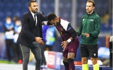 İstanbul'da sakatlanan Neymar 3 hafta yok