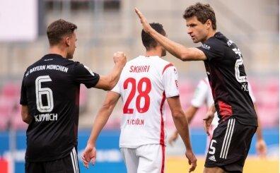 Bayern Münih, Köln'ü görünce kazanıyor!