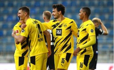 Dortmund'a maçı stoperi kazandırdı