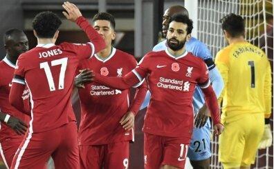 Liverpool kendi rekorunu egale etti