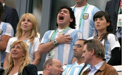 Pinada: 'Maradona ile Türkiye'ye gittik, inanılmazdı'