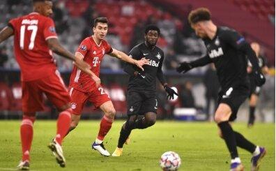 Bayern Münih, grup lideri olmayı garantiledi!