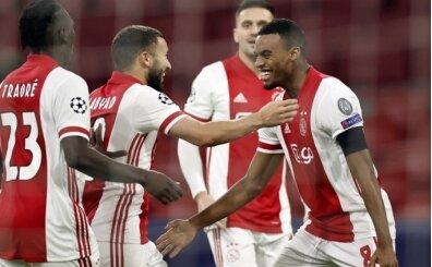 Ajax Liverpool'un kaybettiği haftayı boş geçmedi