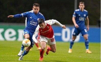 Cengizli Leicester, Portekiz'de istediğini aldı