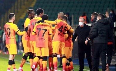Galatasaray'ın Süper Lig'de yeni hedefi