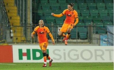 Galatasaray'ı sırtında taşıyor: Taylan Antalyalı