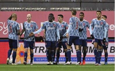 Ajax şaşırttı! 6 maçlık seriyi kaybettiler...
