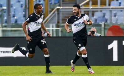 Tolgay Arslan attı, Udinese, Lazio deplasmanında kazandı