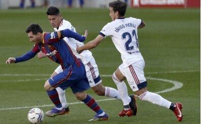 Lionel Messi'den Maradona'ya selam!