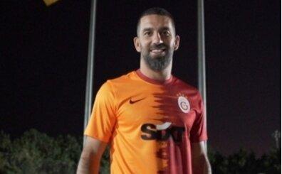 Galatasaray'dan Arda Turan'ın jestine jest
