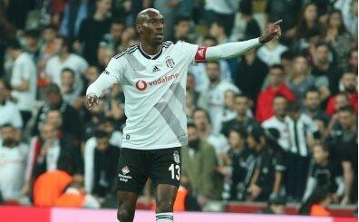 Beşiktaş'ta Atiba Hutchinson krizi