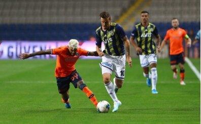 Fenerbahçe - Medipol Başakşehir: Muhtemel 11'ler