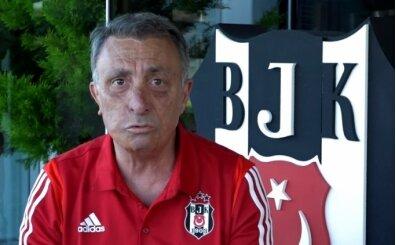 Ahmet Nur Çebi'den Beşiktaş açıklaması