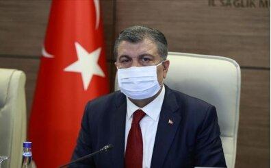Sağlık Bakanı açıkladı! Günün koronavirüs tablosu