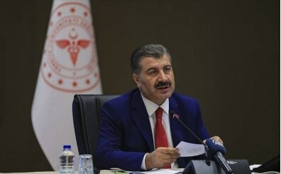 Sağlık Bakanı açıkladı! Günün Kovid-19 verileri