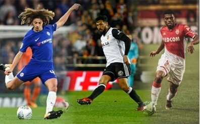 Trabzonspor'da stoper transferi için 3 aday: Garay, Jemerson, Ampadu