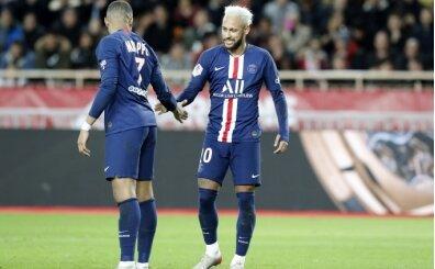 PSG Monaco'yu bu kez farklı devirdi