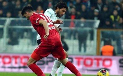 Beşiktaş'ta Elneny cezalı duruma düştü