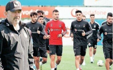 Beşiktaş'ta 'beyin takımı' işbaşında! Sergen Yalçın memnun...