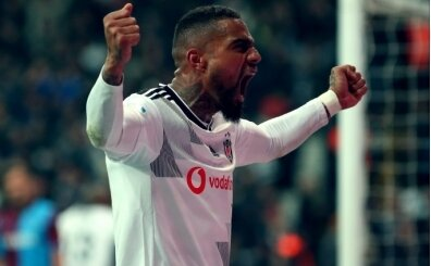 Beşiktaş'ta yeni lider Kevin-Prince Boateng!