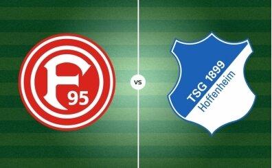 Fortuna Düsseldorf Hoffenheim maçı canlı şifresiz izle