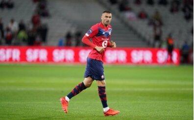 Burak Yılmaz ilk golünü attı Lille kazandı