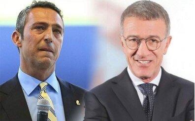 Ahmet Ağaoğlu ve Ali Koç'tan ortak Novak açıklaması