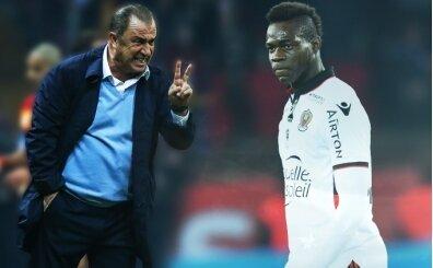 Mario Balotelli için karar Fatih Terim'in