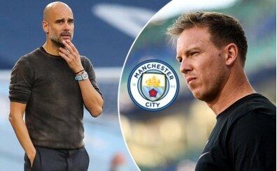 Manchester City'de büyük plan: Nagelsmann