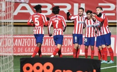 Bilyoner ile maç önü: Atletico Madrid - Villarreal