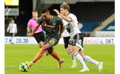 Alanyaspor'da tepki: 'Penaltılar verilmedi'