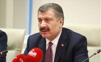 Sağlık Bakanı Koca: 'Test sayısı arttı, vaka azaldı'