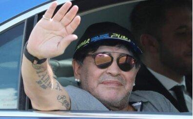 Arjantin Lig Kupası'nın adı Maradona oldu