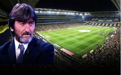 Rıdvan Dilmen, Fenerbahçe'de ayrılığı açıkladı