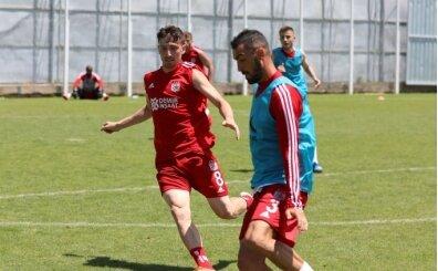 Şampiyonluk yarışındaki Sivasspor, Kasımpaşa'ya hazırlanıyor